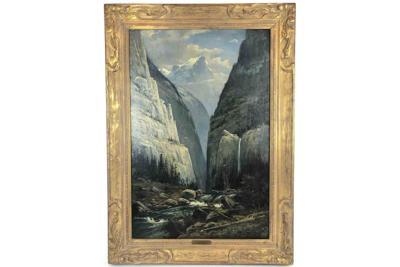 Thomas Moran King's Canyon