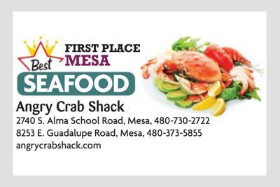 Angry Crab Shack 2740 S. Alma School Road, Mesa