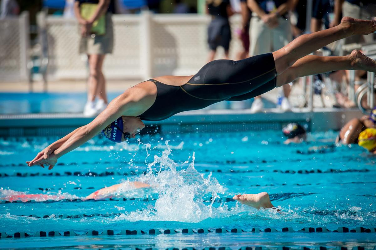 2015 Swim and Dive State Finals