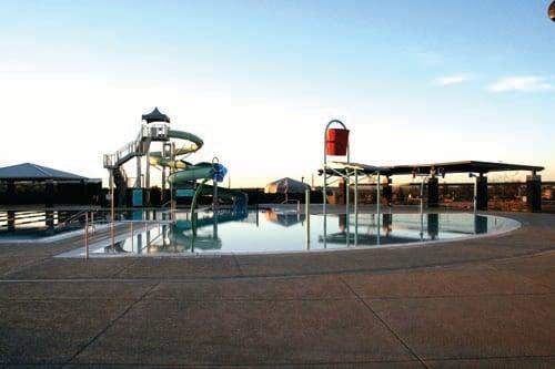 Skyline Aquatic Center