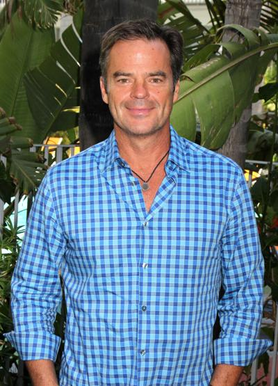 "Wally Kurth of ""General Hospital"" and ""Days of our Lives"" works with the Shriners in his free time."