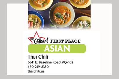 Thai Chili 3641 E. Baseline Road