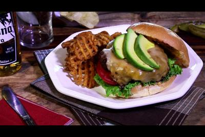 Big Daddy Burger Fathers Day Grill Recipe