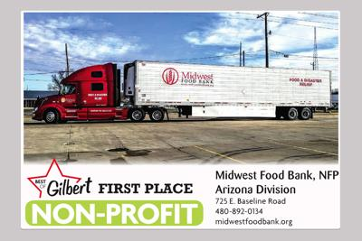 Midwest Food Bank, NFP Arizona Division 725 E. Baseline Road