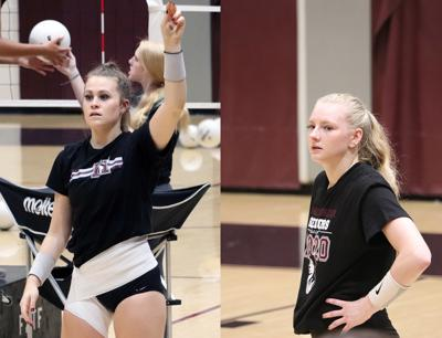 No Regrets For Hamilton As Volleyball Begins Sports Eastvalleytribune Com