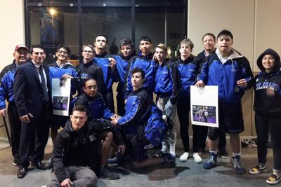 Chandler Wrestling Impresses At State Tournament Sports
