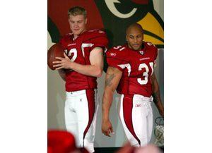 17d52342b684 Arizona Cardinals unveil new uniforms