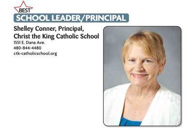 Shelley Conner, Principal, Christ the King Catholic School