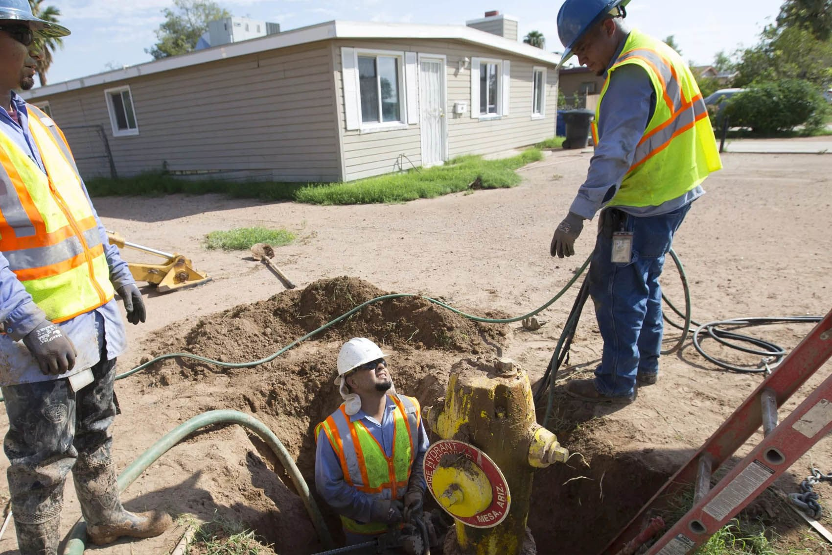 Mesa weighs raising utility rates, already among Valley's highest | East Valley Tribune