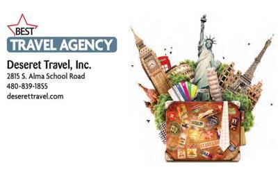 Deseret Travel, Inc.