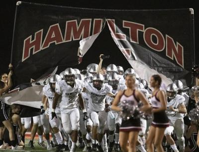 Hamilton football racial slur