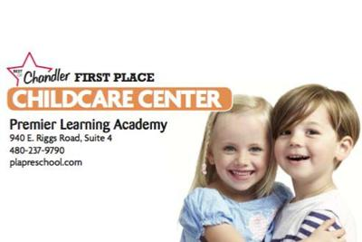 Premier Learning Academy  940 E. Riggs Road, Suite 4  480-237-9790