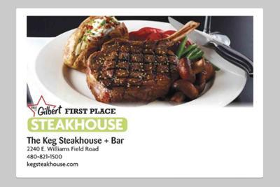 The Keg Steakhouse + Bar 2240 E. Williams Field Road