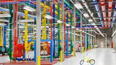 Mesa getting big Google data center