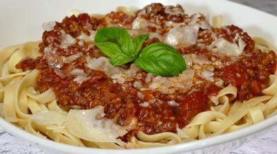 A forever-Italian treasure, straight from Momma's heart
