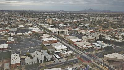 Mesa City Council hopes its plans with ASU will breathe more life into downtown, The university will be investing millions in the hopes of attracting students from around the world.