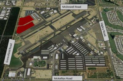 Major hangar project coming to Falcon Field