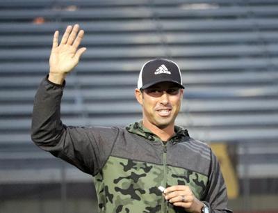 Saguaro coach Jason Mohns Coach of the Year