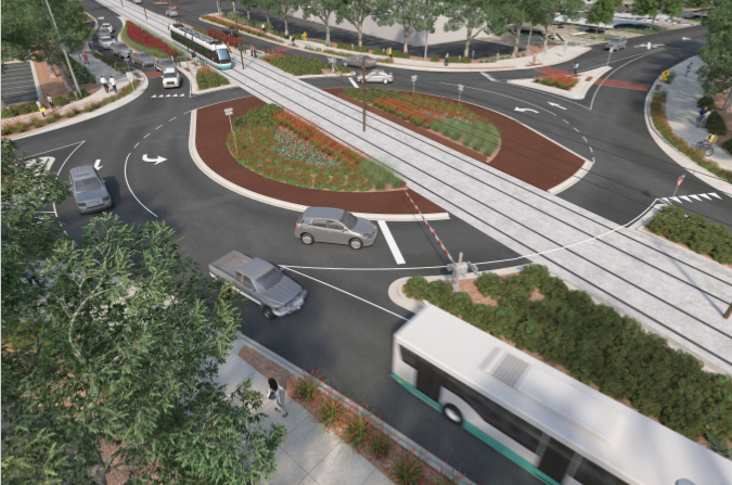 Some street improvements in northeast Mesa are being sacrificed for the light rail's extension