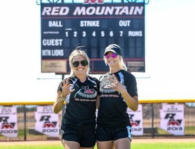 Red Mtn softball coaches
