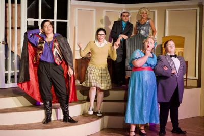 """Limelight Performing Arts presents """"The Drowsy Chaperone"""" at Studio 3 Artspace Theatre through  May 7."""