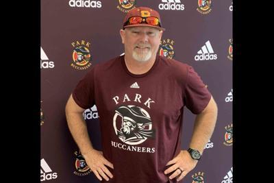 Park University baseball coach Kelly Stinnett