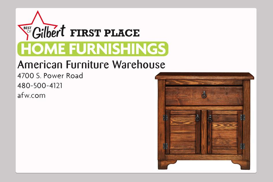 American Furniture Warehouse 4700 S. Power Road 480-500