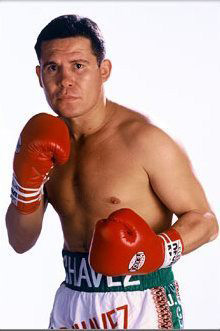 Julio Cesar Chavez | | eastvalleytribune.com