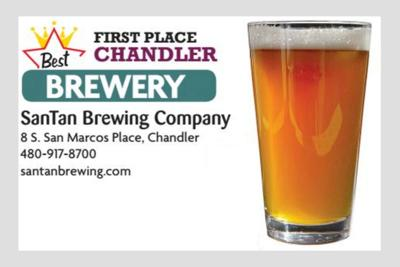 SanTan Brewing Company 8 S. San Marcos Place, Chandler