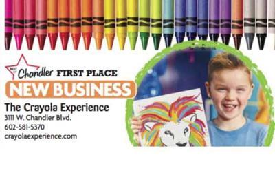 The Crayola Experience  3111 W. Chandler Blvd.  602-581-5370