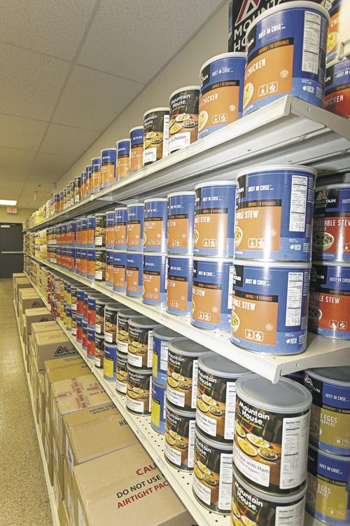 Mormon Food Storage Unique Preparing Not For End Times But For Hard Times East Valley Mormons