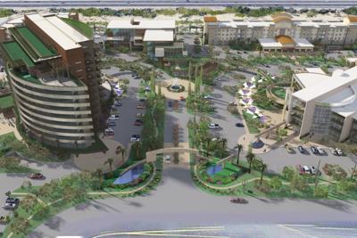 EV aims for seniors with cash Bio City Grande Vita
