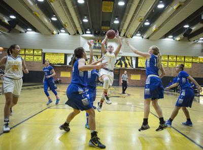 Gilbert Girls Basketball