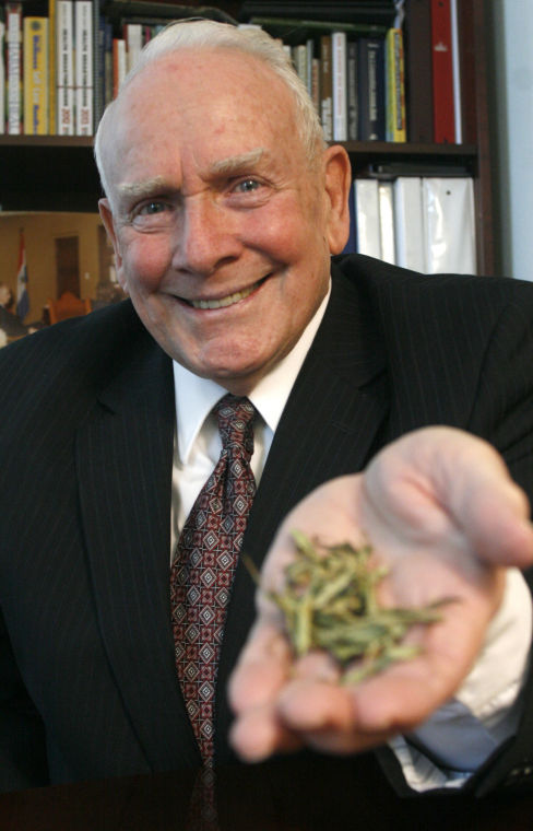 "Jim May ""Father of Stevia"""