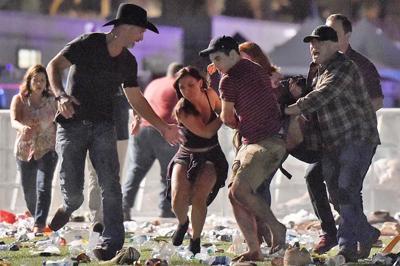 Las vegas shooting victims QC