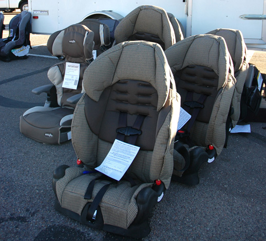 Arizona Car Seat Laws Booster