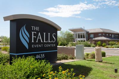 Parent of The Falls Event Center files for bankruptcy