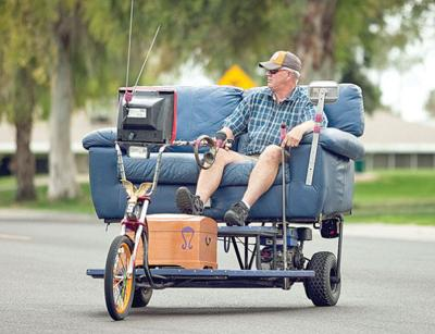 The Couch Car