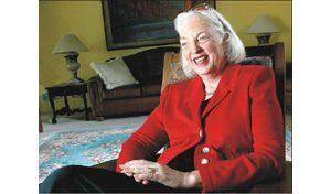 Tucson suspense writer J.A. Jance got started in her own back yard