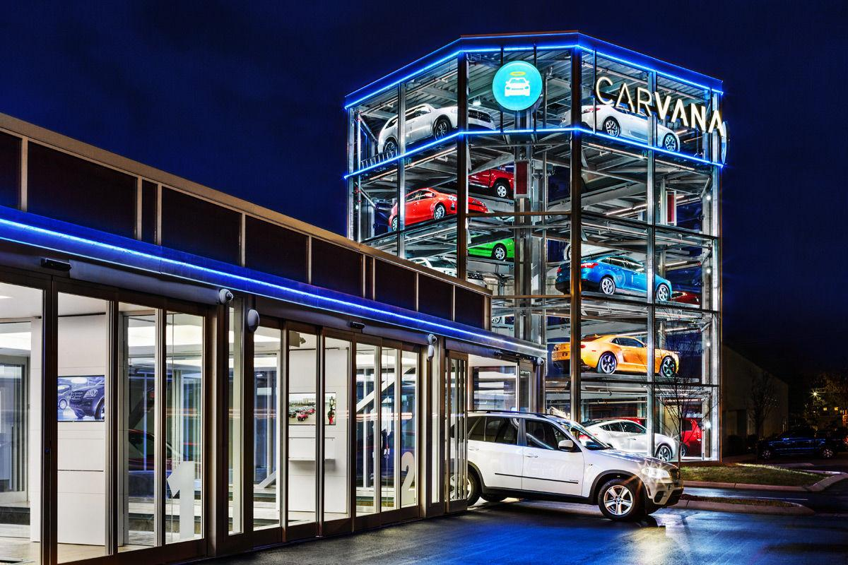 carvana car vending machine could be coming to tempe money. Black Bedroom Furniture Sets. Home Design Ideas