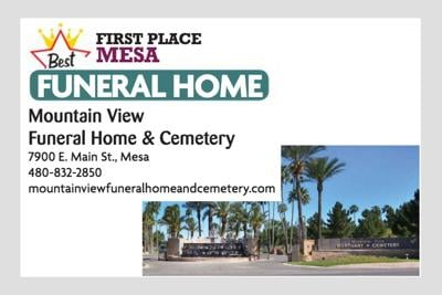 Mountain View Funeral Home & Cemetery 7900 E. Main St., Mesa