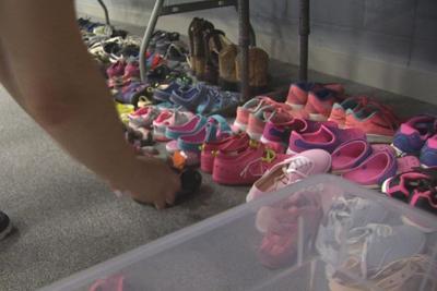 EV churches help aid surge of immigrants Shoes