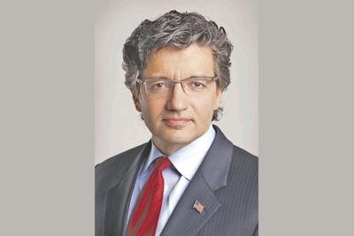 Dr. M. Zuhdi Jasser