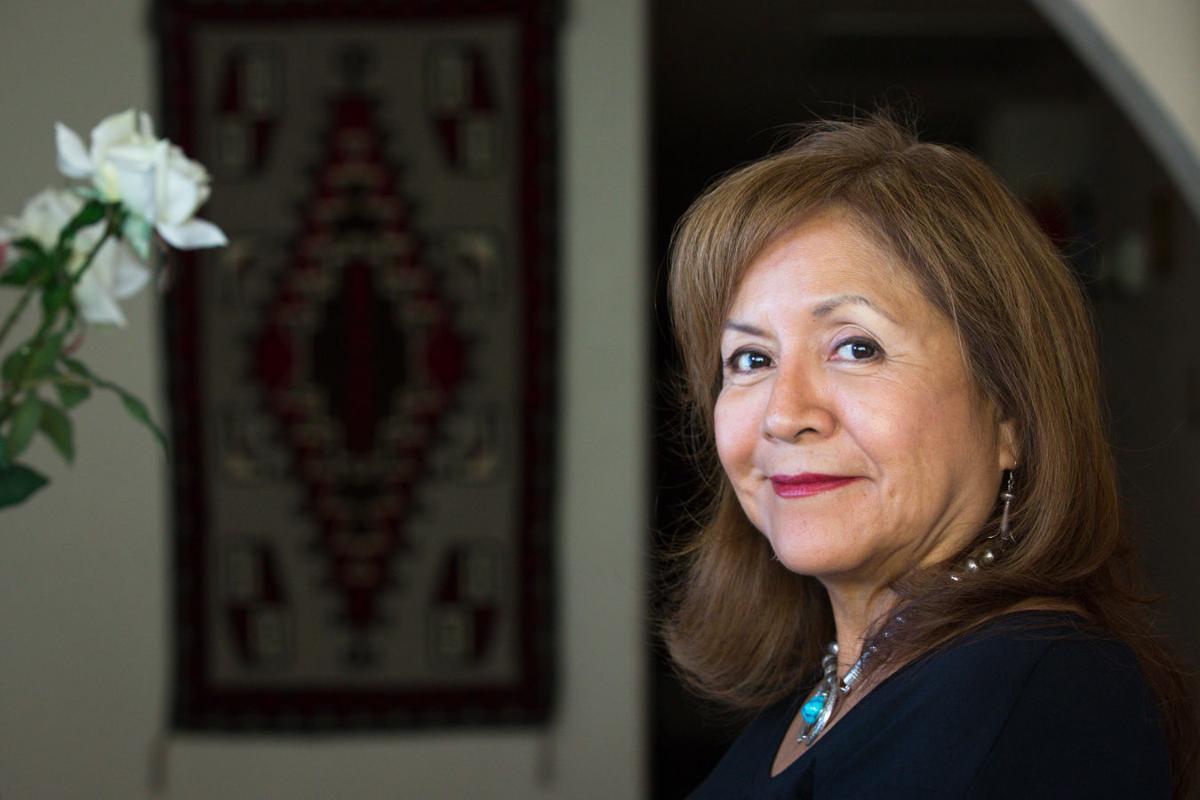 ASU News - Navajo Poet Laureate