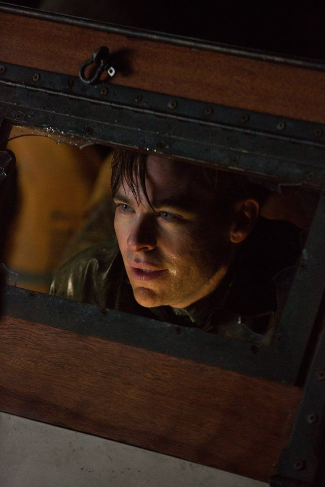 Chris Pine in 'The Finest Hours'