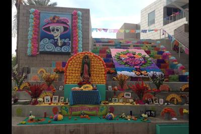 Mesa Arts Center Day of the Dead