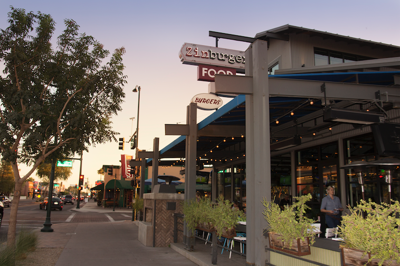 Once home to only a few cherished restaurants, downtown Gilbert is now a paradise for foodies with a vast array of restaurants offering a diverse selection of fare.