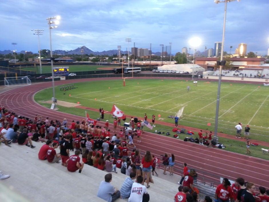 Brophy vs. Desert Mountain football