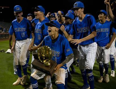 Mesquite baseball championship
