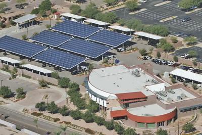 Mesa solar portfolio